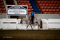 Western Pleasure - NonPro Snaffle Bit 2&3 yr olds